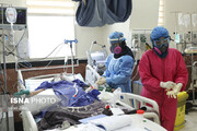 معاون وزیر بهداشت: یک پنجم بستریهای کرونا جوان هستند