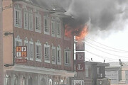ببینید   آتش سوزی در هتل زرین دماوند