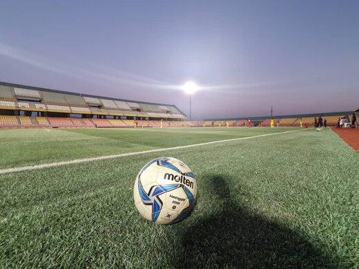 شادی بوکانیها بعد از بقا در لیگ دسته ۲