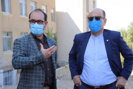 مدیرعامل استقلال دست خالی به ایران برگشت