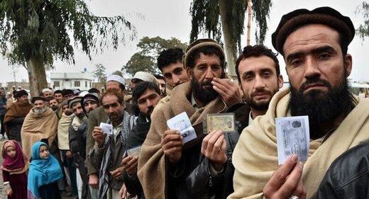 حضور مهاجران افغان در ایران قانونمند میشود