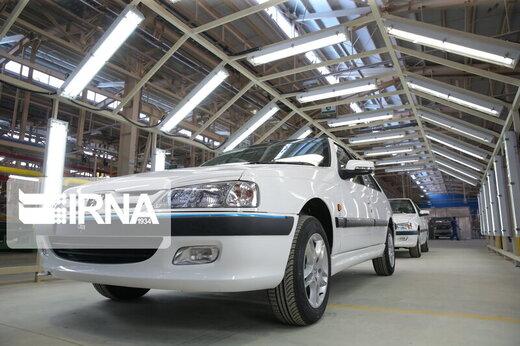 تجاریسازی بیش از ۴۱ هزار دستگاه خودرو در ایرانخودرو