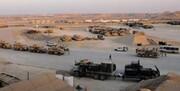 ائتلاف آمریکایی پایگاه التاجی عراق را ترک میکند/عکس
