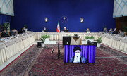 Promoting economic resilience, implementing resistive economy policies axis of all gov't activities, efforts: Rouhani