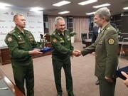 وزیر الدفاع الإیرانی یلتقي نظیره الروسي في موسکو