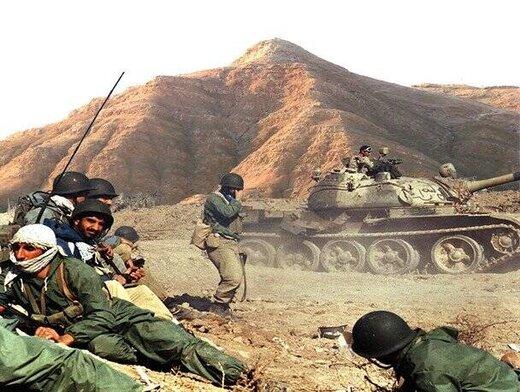 بعثیها با اسید منتظرمان بودند/ وقتی نیروهای ایرانی شکار ضدانقلاب و بعثی ها شده بودند