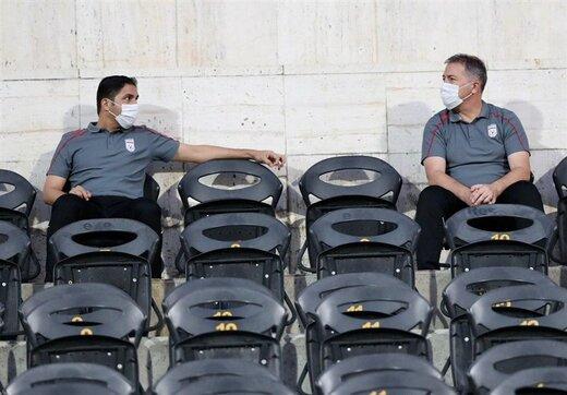دراگان اسکوچیچ و رفقا تماشاگر بازیهای پرسپولیس و استقلال
