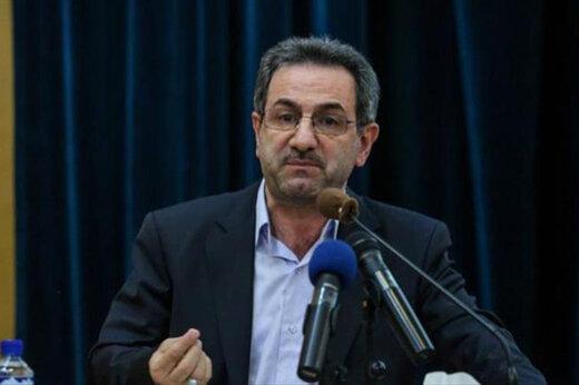 ببینید | روند رو به کاهشی بستری و فوتیهای کرونا در تهران