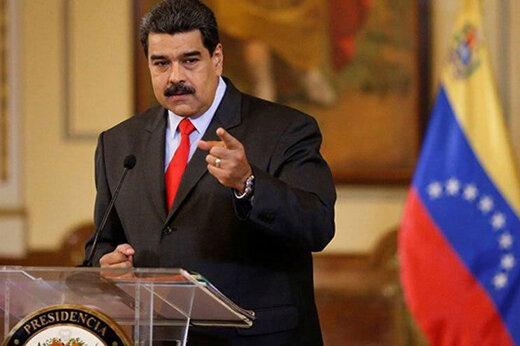 ببینید | مادورو: خرید موشک از ایران ایده خوبی است