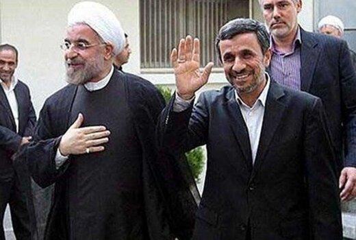 روحانی تهدید شد، احمدی نژاد جنجال به پا کرد /پاییزِ سیاه دنیای سیاست