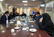 هیئت رئیسه فدراسیون فوتبال تشکیل جلسه داد