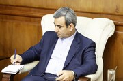 تبریک دکتر مظفری به مناسبت آغاز هفته دولت