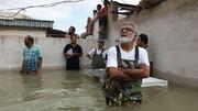 «رعد و برق» در مناطق سیلزده گرگان/دوربین بهروز افخمی به آققلا رسید