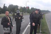 ببینید   لوکاشنکوی اسلحه به دست معترضان را تهدید کرد: حسابشان را می رسیم