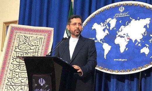 سخنگوی وزارت خارجه: گزارشهای آژانس بهترین مرجع کاهش تعهدات ایران است