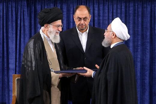 آخرین گزارش روحانی به رهبر انقلاب از دریچه سیاست و اقتصاد