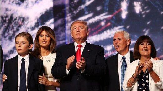 حزب جمهوریخواه رسما ترامپ را نامزد انتخابات کرد
