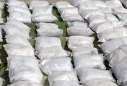 درگیری مسلحانه پلیس و قاچاقچیان مخدر؛ ۲.۵ تن مواد کشف شد