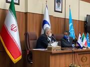 توئیت گروسی از ایران/عکس