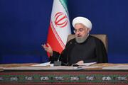 ببینید | روحانی: شهریور، ماه اراده ملی ما و شکست دشمنان ایران است