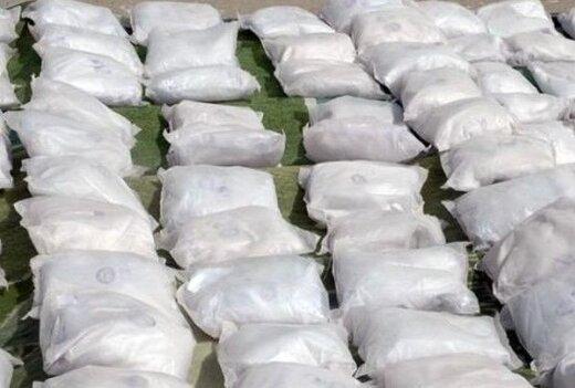 امسال یک تن و ۶۱۷ کیلوگرم انواع مواد مخدر در چهارمحال و بختیاری کشف شد