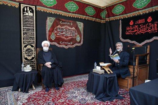 مراسم عزاداری سرور و سالار شهیدان حضرت اباعبدالله الحسین (ع)،