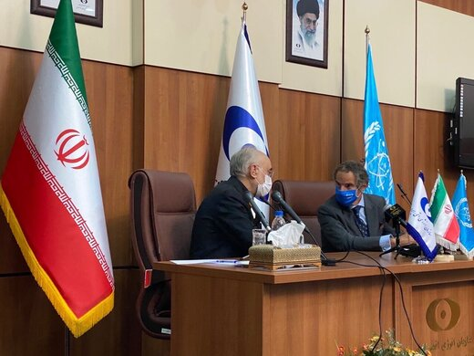 Iran, IAEA issue joint statement on nuclear coop