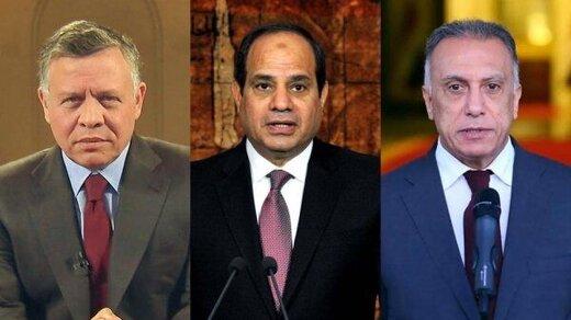 سوپرایز الکاظمی برای مصر، اردن و کشورهای حاشیه خلیجفارس؛طرح شام جدید چیست؟