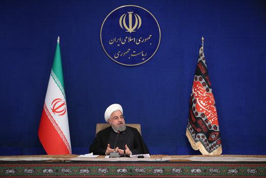 نصیحت روحانی به کاندیداهای ریاست جمهوری ۱۴۰۰