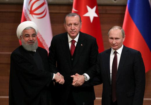 بیانیه ایران، ترکیه و روسیه پس از رایزنیها درباره سوریه