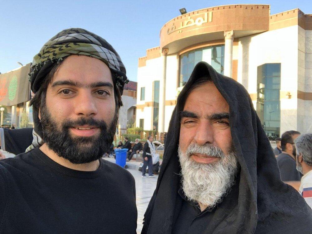 5448657 - روح الله حسینیان درگذشت + عکس