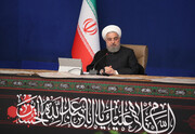 Rouhani: Iran's gains over US diplomatic campaign due to nation's resistance