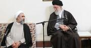 پیام تسلیت رهبر انقلاب در پی درگذشت حجتالاسلام حسینیان