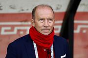 ابراز خوشحالی کالدرون از پیشنهاد تیم مصری