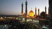 مراسم عزاداری تاسوعا و عاشورا در حرم حضرت معصومه(س) برگزار می شود