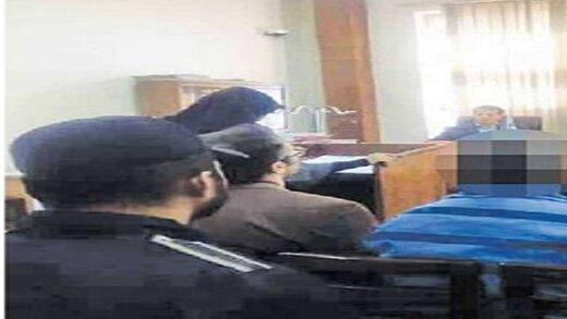 5449152 - متهم به قتل در دادگاه:با یک کاسه آش نذری مرد80ساله  را فریب دادیم