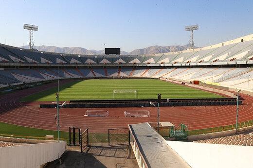 ورزشگاه آزادی آماده برگزاری دربی ۹۴