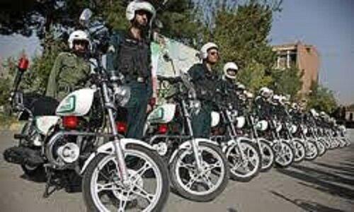 ۲۰۰ واحد خودرویی و موتورسوار پلیس استان زنجان در شبهای محرم گشتزنی میکنند