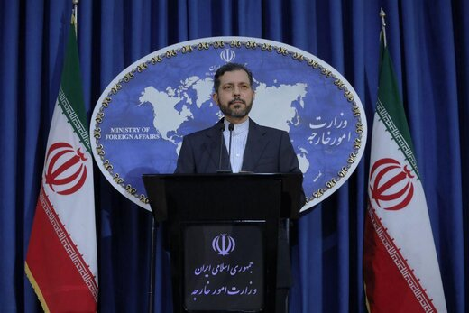 FM spox: Iran consistency in resistance rooted in Ashura