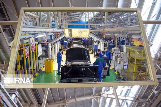 خبر مهم برای بازار/تولید خودرو افزایش یافت