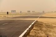 وزش باد شدید در شرق کشور ادامه دارد