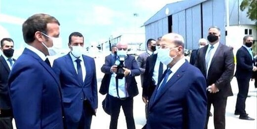 برنامه فرانسه برای لبنان فاش شد
