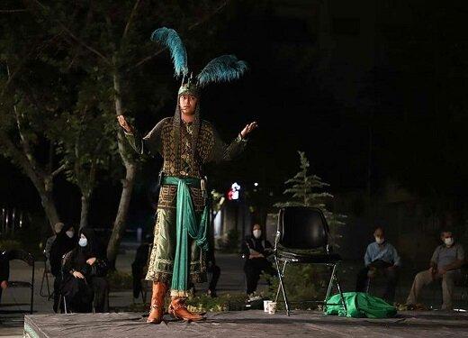 شبیهِ حضرت قاسم(ع)، امشب در خیابان شهریار به میدان میرود