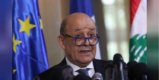 فرانسه بار دیگر نگران برنامه هستهای ایران شد