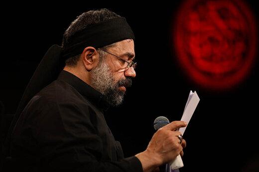 ببینید | روضهخوانی محمود کریمی در منزل سردار شهید حاج قاسم سلیمانی