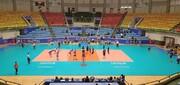 پایان تورنمنت چهارجانبه والیبال «جام دریاچه ارومیه» با قهرمانی فولاد سیرجان