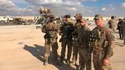 یک سوم نیروهای آمریکایی از عراق خارج میشوند