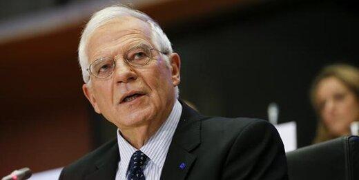 بورل از احتمال اعمال تحریم علیه ترکیه خبر داد