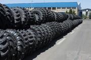 برنامه تولید ۵۰۰ هزار حلقه لاستیک کامیون و لاستیک خودرو شاسی بلند