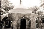 عکس |  قدیمیترین عکس از حرم حضرت عباس(ع)